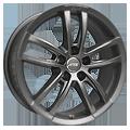ATS, Radial, 8,5x19 ET30 5x120 72,6, racing grau lackiert