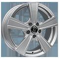Diewe Wheels, Matto, 7x17 ET55 5x120 65,1, Pigmentsilber