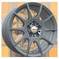 Speedline Corse, SL2 Marmora, 8x18 ET40 5x114,3 82, anthrazit-matt
