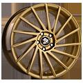 Ultra Wheels, Storm, 8,5x19 ET45 5x112 66,5, gold