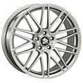 Ultra Wheels, Race, 8x17 ET35 5x112 66,5, silver painted