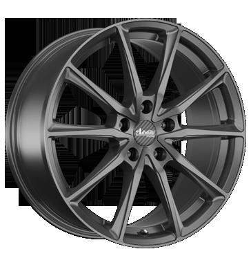 Advanti Racing, Centurio Dark, 7,5x17 ET30 5x112 66,6, matt gunmetal