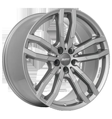 Alutec, Drive X, 8,5x19 ET28 5x112 66,5, metal-grau