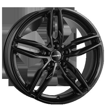 Carmani, 13 Twinmax, 8,5x19 ET35 5x112 66,6, black