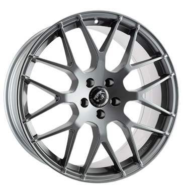 Damina Performance, DM01, 9x20 ET22 5x112 66,6, anthracite
