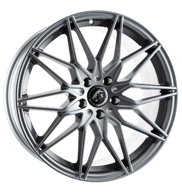 Damina Performance, DM02, 8x18 ET30 5x112 66,6, anthracite