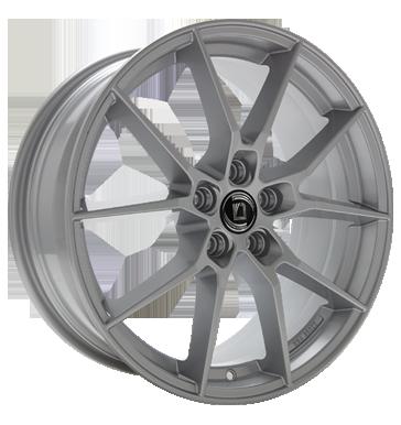 Diewe Wheels, Alla, 8,5x20 ET20 5x112 66,6, Argento (silber)