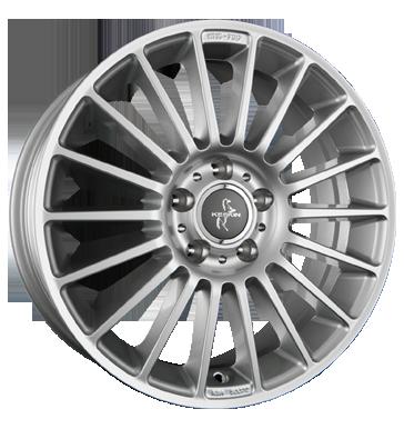 Keskin, KT15 Speed, 7x17 ET35 5x120 72,6, silver painted