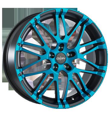Oxigin, 14 Oxrock, 10x22 ET35 5x112 72,6, light blue polish matt