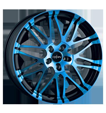 Oxigin, 14 Oxrock, 10x22 ET35 5x112 72,6, light blue polish