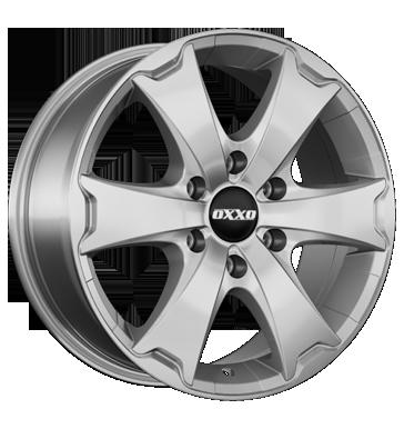 OXXO, Aventura, 7,5x17 ET30 6x114,3 66,1, silver