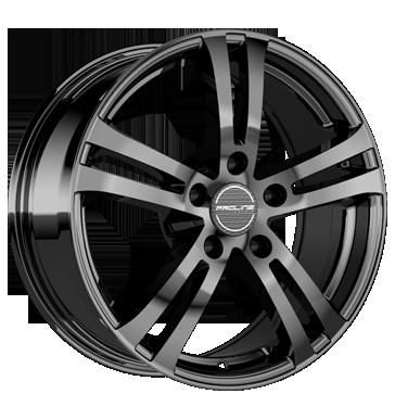 Proline, BX 700, 7,5x17 ET38 5x112 66,5, black glossy