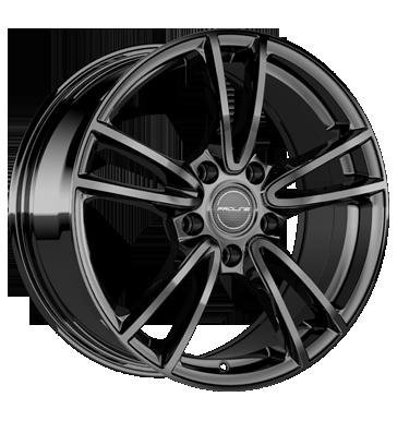 Proline, CX300, 6,5x15 ET38 5x100 63,3, black glossy
