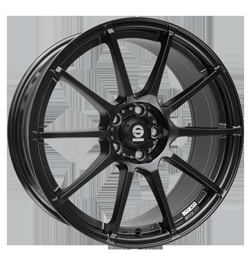 Sparco, Assetto Gara, 7,5x17 ET35 5x100 63,4, matt black