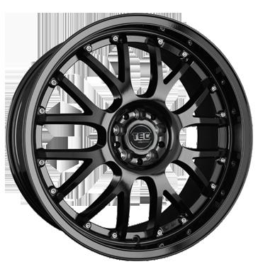 TEC Speedwheels, AR 1, 8,5x19 ET30 5x112 72,5, glossy black