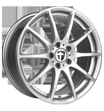 Tomason, TN1, 6,5x16 ET20 4x108 65,1, bright silver