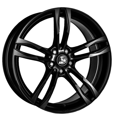 Ultra Wheels, Boost, 8,5x19 ET35 5x120 72,6, black