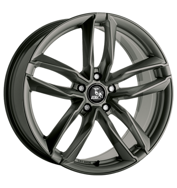 Ultra Wheels, Pro, 8,5x19 ET45 5x112 66,5, flat grey