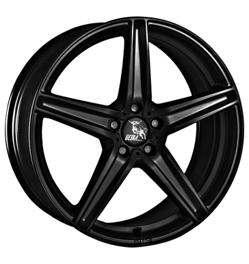 Ultra Wheels, Evo, 8x18 ET45 5x112 66,5, black