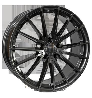 V1 Wheels, V2, 8x18 ET35 5x112 66,6, daytona grau lackiert