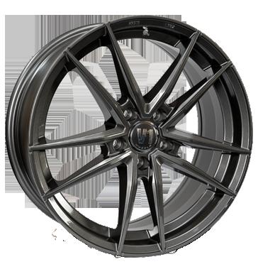 V1 Wheels, V3, 8x18 ET35 5x120 74,1, daytona grau lackiert