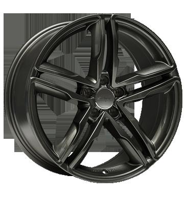 Wheelworld, WH11, 7,5x17 ET28 5x112 66,6, dark gunmetal lackiert