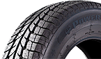 PowerTrac, SnowTour 165/70R 14 85T M+S XL