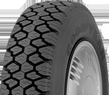 Goodyear, Cargo Ultra Grip G124, 215/75R 16 C 116Q M+S