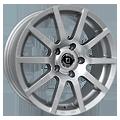 Diewe Wheels, Allegrezza, 7x16 ET38 5x115 70,2, Pigmentsilber