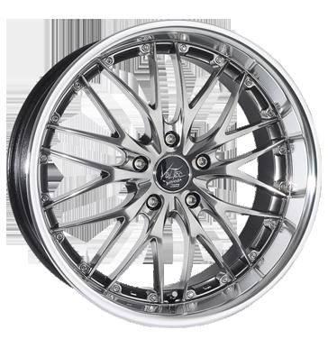 Barracuda Voltec T6 hyper black silver