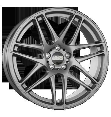 BBS CX-R platinum matt