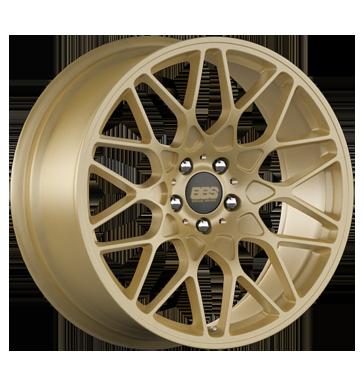 BBS RX-R gold matt