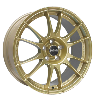 OZ Ultraleggera HLT race Gold