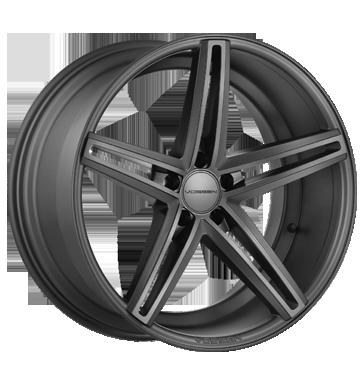 Vossen CV5 matte graphite dark