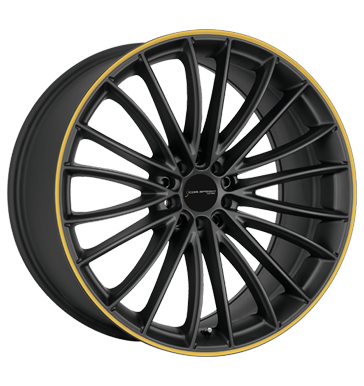 Corspeed Le Mans PureSports Color Trim gelb