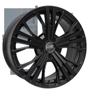 OZ Cortina schwarz matt